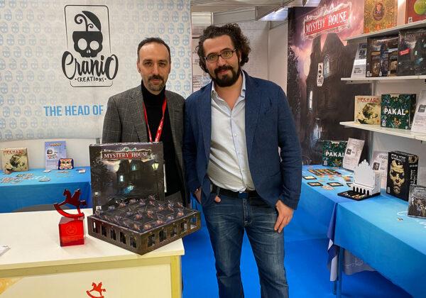 Cranio Creations vince il Toy Award 2020 alla Spielwarenmesse di Norimberga