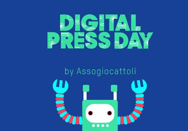 DIGITAL PRESS DAY: i primi dati