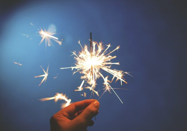 Fuochi d'artificio: festeggiare in piena sicurezza