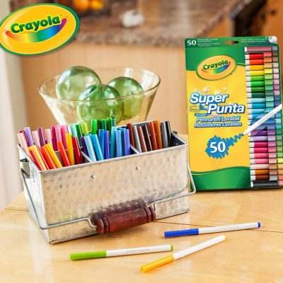 Crayola Superpunta 50